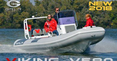 Pontony i RIBy Gala Boats