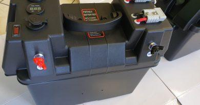 Pojemnik na akumulator, model CBB-N80.