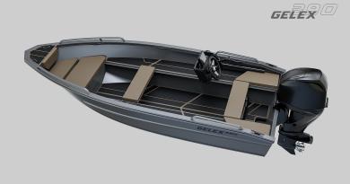 Gelex  – łodzie z aluminium